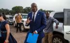 L'émissaire des Nations Unies en Centrafrique, Mankeur Ndiaye