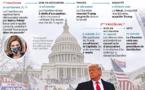 États-Unis : Le procès en destitution de Donald Trump aura lieu en février