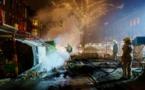 Lutte contre le coronavirus: Les frontières se ferment, les manifestations se multiplient