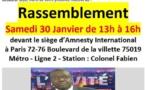 « IL FAUT BRISER L'ELAN LIBERTICIDE DE MACKY SALL » (Seybani Sougou)