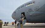 Washington: Un intrus monte dans un avion officiel stationné sur la base militaire d'Andrews
