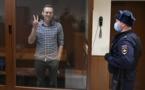 Russie : Condamné en appel, Navalny risque le camp de travail