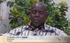 Le Pr. Cheikh Faty Faye
