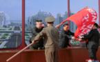 « La construction de 50 000 logements commence à la ville de Pyongyang » (communiqué)
