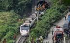 Catastrophe ferroviaire : Plus de 50 morts lors du déraillement d'un train à Taïwan
