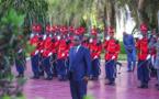 Sénégal : Une levée des couleurs pour célébrer 61 ans d'indépendance
