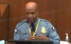 Procès aux États-Unis : Le chef de la police accable l'agent accusé du meurtre de George Floyd