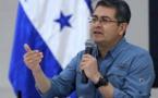 Trafic de drogues : Des ONG demandent la démission du président du Honduras