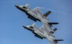 Taïwan: incursion record de 25 avions militaires chinois