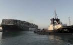 Après le blocage de l'Ever Given : L'Égypte exige 900 millions de dollars pour libérer le navire