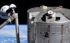 Espace : La capsule de SpaceX s'est amarrée à l'ISS