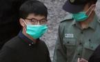 Veillée Tiananmen à Hong Kong : Dix mois de prison en plus pour Joshua Wong