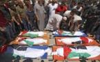 ENCLAVE DE GAZA: Dix membres d'une même famille tués dans une frappe israélienne