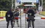 Frontière colombienne: 8 soldats du Venezuela libérés, 2 autres disparus