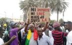 """SENEGAL : Rassemblement du M2D pour la libération des """"otages"""""""