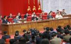 Pyongyang : Ouverture d'une session plénière du Comité Central du Parti du Travail de Corée