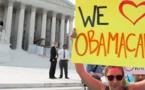 USA : La Cour suprême valide la loi phare d'Obama sur la santé