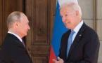 Biden-Poutine : Moscou salue le « bon sens » américain