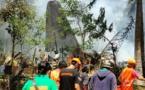 PHILIPPINES: le bilan de l'accident d'un avion militaire s'élève à 45 morts (armée)