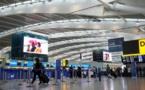 L'aéroport londonien d'Heathrow va tester des files rapides pour les voyageurs vaccinés