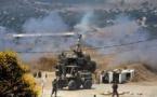 Escalade : Israël frappe le Liban en riposte à des tirs de roquettes