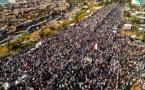 Port de Beyrouth : Procession symbolique après l'anniversaire de l'explosion