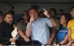 Jair Bolsonaro : «Seul Dieu m'enlèvera d'ici!»