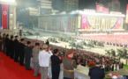 Corée du Nord : « Parade des forces armées civiles - Anniversaire de la fondation de la République »