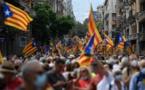 Indépendantisme : les Catalans dans la rue avant des négociations avec Madrid