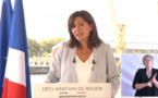 Présidentielle 2022 : Anne Hidalgo, maire de Paris, officialise sa candidature
