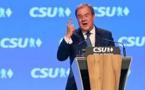 Législatives allemandes : l'héritier d'Angela Merkel lâche ses coups pour éviter la défaite annoncée
