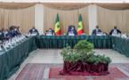 Conseil des ministres du 15 septembre 2021: le communiqué