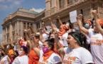 Texas : de nombreuses femmes s'exilent pour avorter