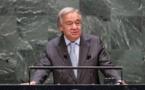 Crise climatique: L'ONU dresse ses inquiétudes