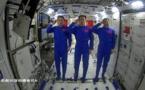 Fin de mission pour les astronautes chinois, après 3 mois dans l'espace