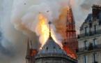 Cathédrale ravagée par les flammes : «Notre-Dame de Paris est désormais entièrement sécurisée»