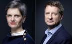 Primaire écologiste française : Yannick Jadot et Sandrine Rousseau au second tour, deux lignes s'affrontent