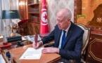 Le président tunisien va nommer un nouveau chef du gouvernement et modifier la loi électorale