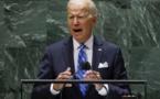 Biden joue l'apaisement à l'ONU : «nous ne voulons pas d'une nouvelle Guerre froide»