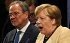 À deux jours de l'élection : Merkel appelle à voter Laschet pour que «l'Allemagne reste stable»