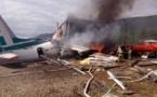 Russie : seize personnes périssent dans un crash d'avion