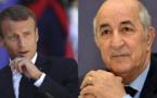 Le Président Tebboune exige de la France le «respect total de l'État algérien»