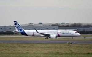 Airbus s'attaque aux vols transatlantiques à coûts réduits