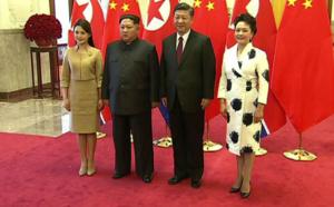 Visite de Kim Jong Un en Chine : le communiqué de la Corée du Nord