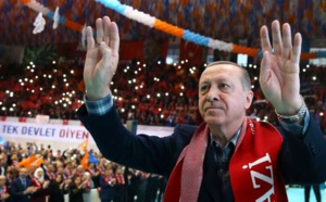 Turquie: Erdogan remporte la présidentielle au premier tour (autorités électorales)