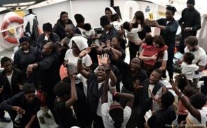 """Migrants : """"pas de solution nationale"""", """"le projet européen en danger"""""""