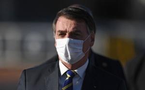 Bolsonaro : Testé positif au coronavirus