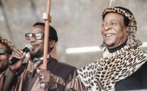Afrique du sud : mort du vénéré et controversé roi Zoulou