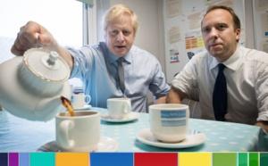 ROYAUME-UNI : Boris Johnson et son « putain de nul » de ministre de la Santé