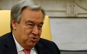 ONU : Antonio Guterres obtient un 2e mandat et appelle à « un monde qui tire des leçons »
